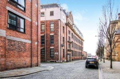 3 Bedrooms Flat for sale in Cornwallis Street, Liverpool, Merseyside, L1