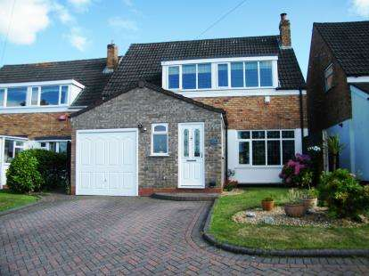 4 Bedrooms Detached House for sale in Foley Road West, Sutton Coldfield, West Midlands