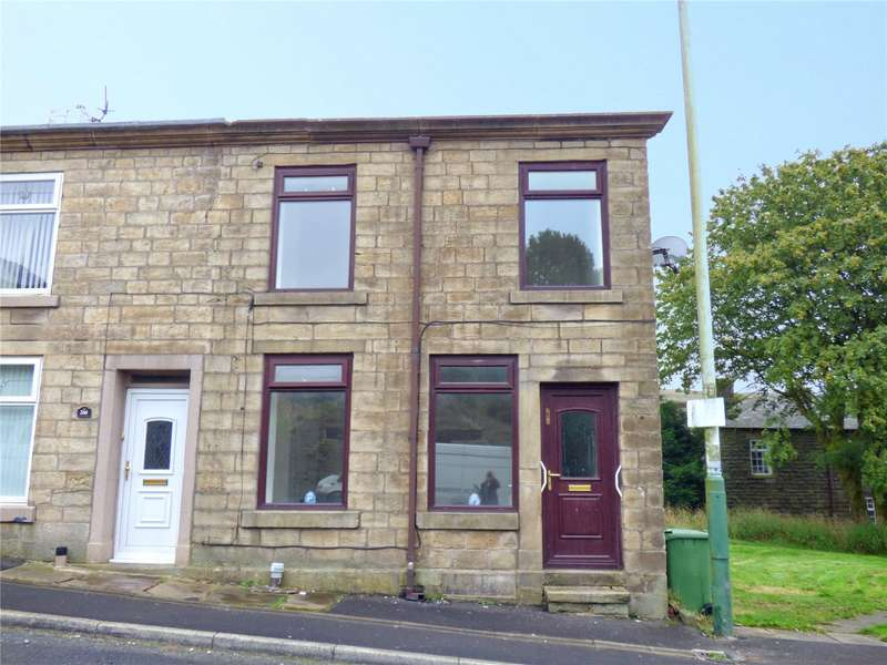 2 Bedrooms Semi Detached House for rent in Market Street, Shawforth, Rochdale, Lancashire, OL12