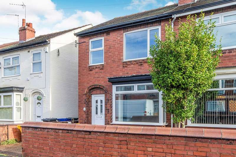 3 Bedrooms Semi Detached House for sale in Craithie Road, Intake, Doncaster, South Yorkshire, DN2
