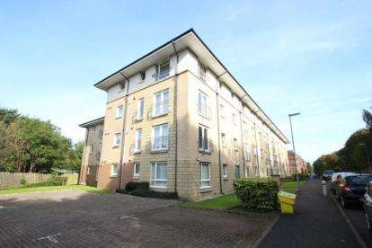 2 Bedrooms Flat for sale in Greenlaw Court, Glasgow, Lanarkshire