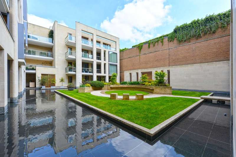 3 Bedrooms Apartment Flat for sale in Montrose Place, Belgravia SW1X