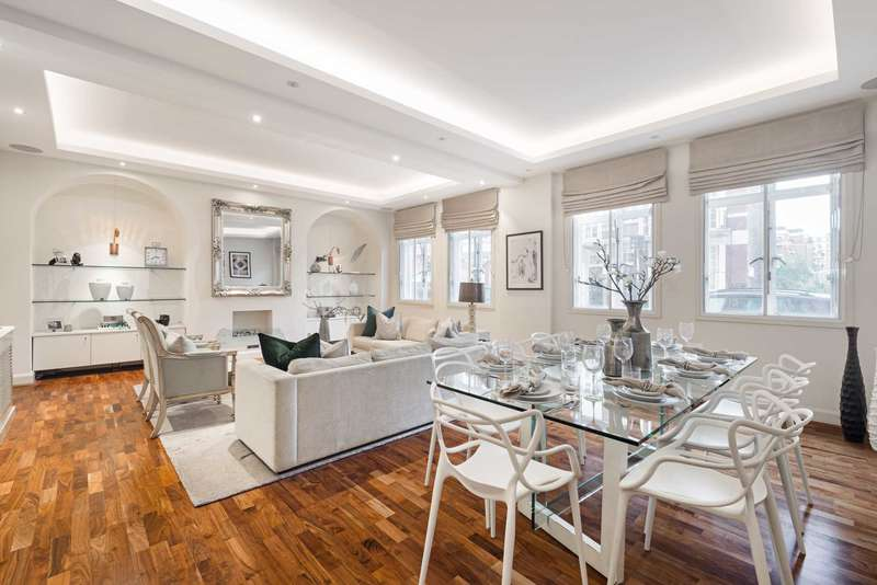 4 Bedrooms Apartment Flat for sale in George Street, Marylebone W1H