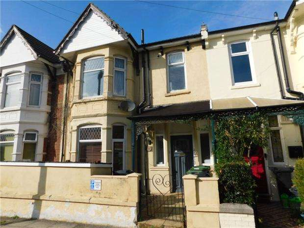 2 Bedrooms Apartment Flat for sale in Shadwell Road, Portsmouth, Hampshire
