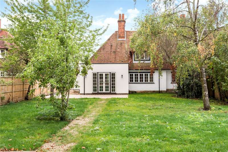 3 Bedrooms Semi Detached House for sale in Scotsgrove Cottages, Scotsgrove, Thame, Oxfordshire, OX9