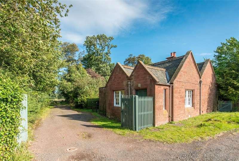 2 Bedrooms Detached House for sale in West Lodge, Tyninghame, Dunbar, East Lothian, EH42