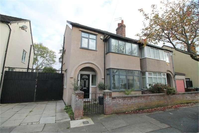 4 Bedrooms Semi Detached House for sale in Morningside, Crosby, Merseyside, Merseyside
