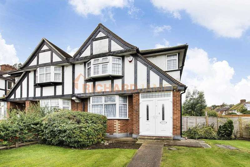 3 Bedrooms House for sale in Bedford Road, Mill Hill
