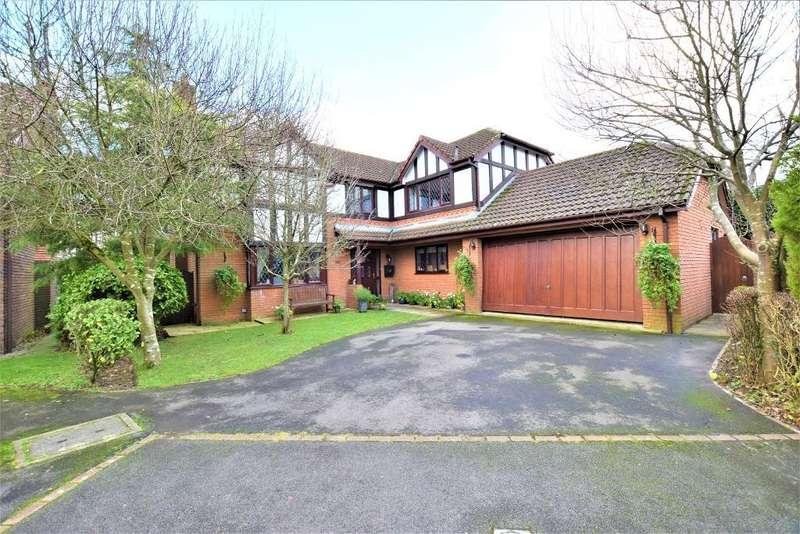 4 Bedrooms Detached House for sale in Regency Crescent, Kirkham
