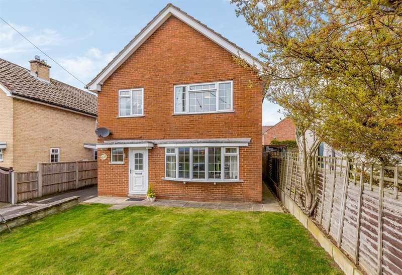 3 Bedrooms Detached House for sale in Great Barugh, Malton, YO17 6UZ