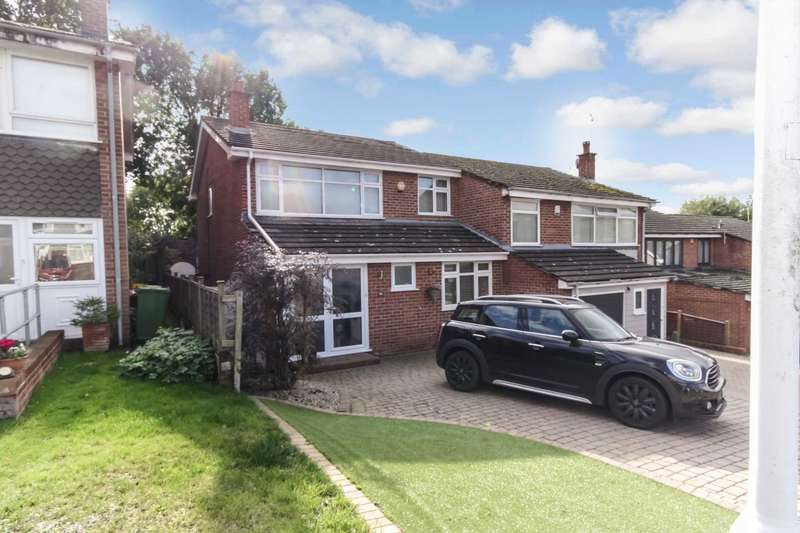 4 Bedrooms Semi Detached House for sale in Stansted Close, Billericay