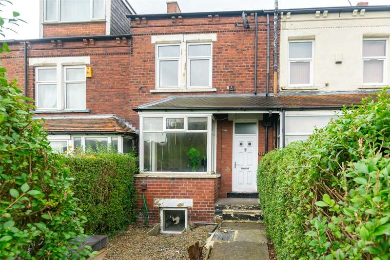 6 Bedrooms Terraced House for sale in Meanwood Road, Leeds, West Yorkshire, LS6