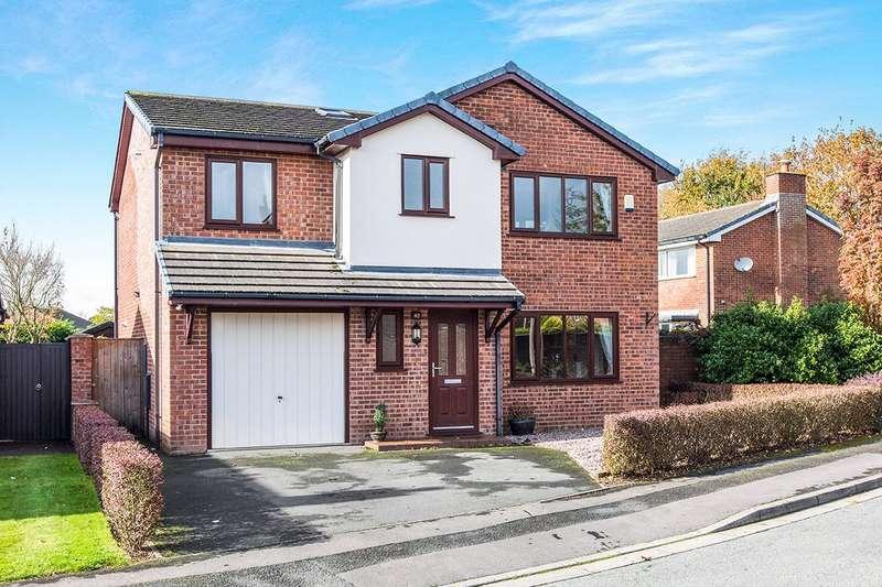 5 Bedrooms Detached House for sale in Greenacres, Fulwood, Preston, Lancashire, PR2