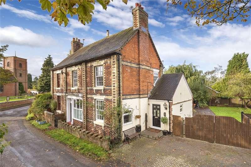 4 Bedrooms Semi Detached House for sale in 9 Preston, Telford, Shropshire, TF6