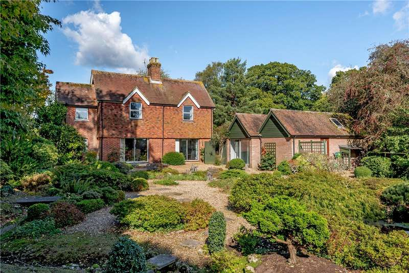 4 Bedrooms Detached House for sale in Minstead, Lyndhurst, Hampshire, SO43