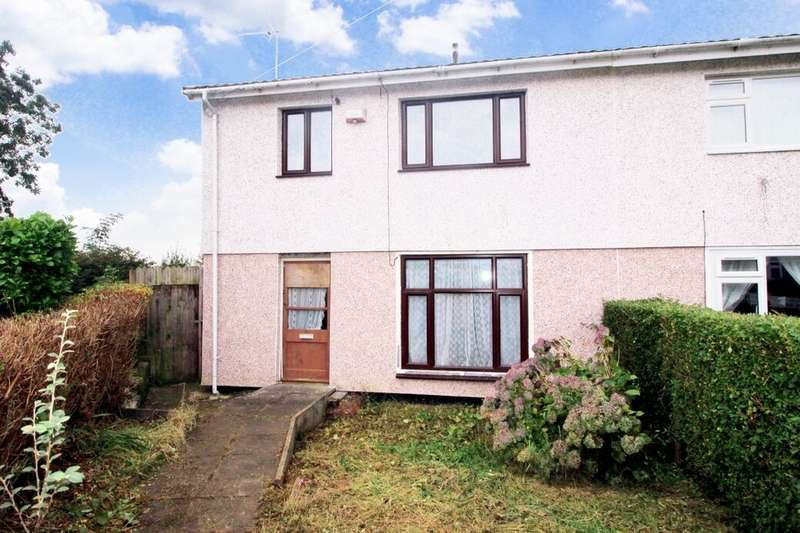 3 Bedrooms Semi Detached House for sale in Springfields Road, Stoke-On-Trent, ST4