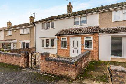 3 Bedrooms Terraced House for sale in Elbow Lane, Stevenage, Hertfordshire, England