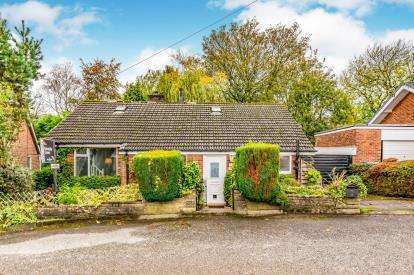 2 Bedrooms Bungalow for sale in Brookside Walk, Radcliffe, Manchester, Greater Manchester, M26