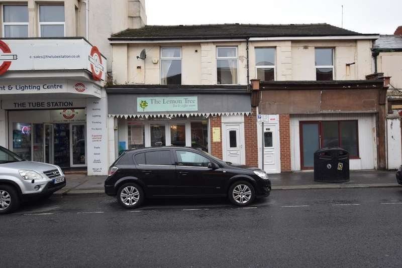 1 Bedroom Flat for sale in Commercial Unit & First Floor Flat, 53 Bond Street