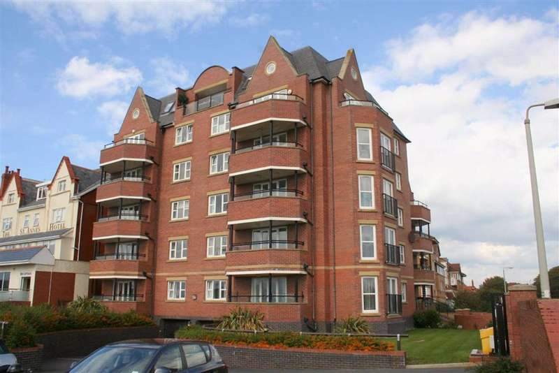 2 Bedrooms Apartment Flat for sale in Windward House, 73 South Promenade, St Annes