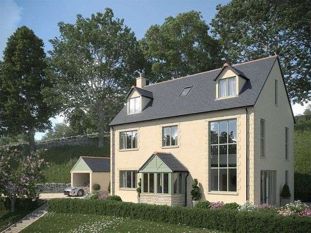 5 Bedrooms Detached House for sale in The Banks, Eastcombe, Stroud
