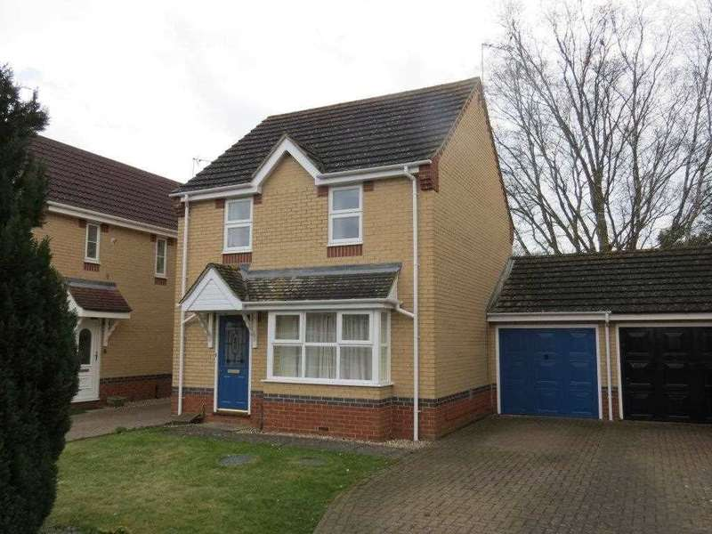3 Bedrooms Detached House for rent in Lumley Close, Ely