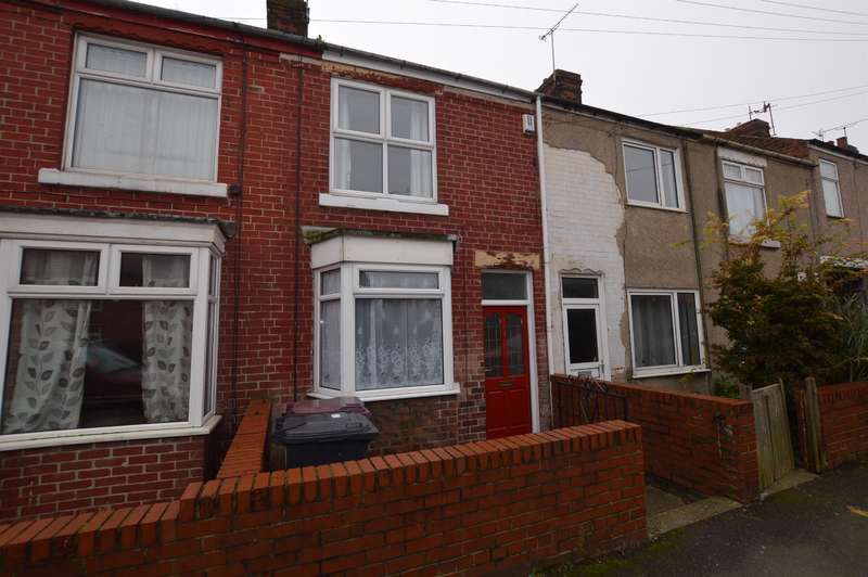 2 Bedrooms Terraced House for rent in Top Road, Calow, Chesterfield, S44 5SY