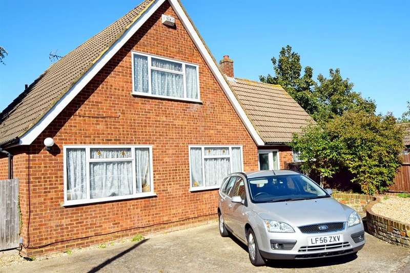 4 Bedrooms Detached Bungalow for sale in Hillcroome Road, Sutton, SM2