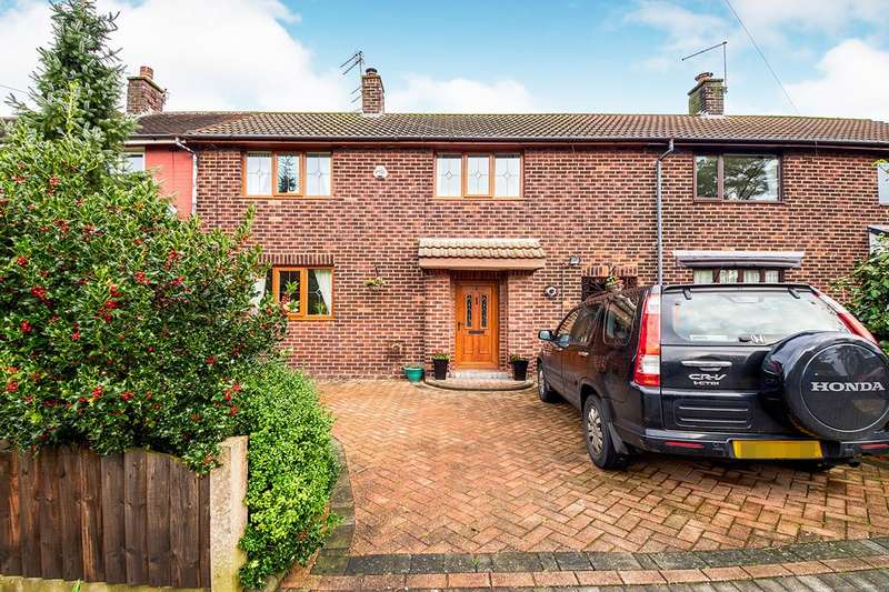 2 Bedrooms Semi Detached House for sale in Chester Avenue, Dukinfield, Cheshire, SK16