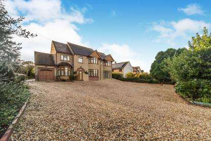 5 Bedrooms Detached House for sale in Pavenham Road, Oakley, Bedford, Bedfordshire