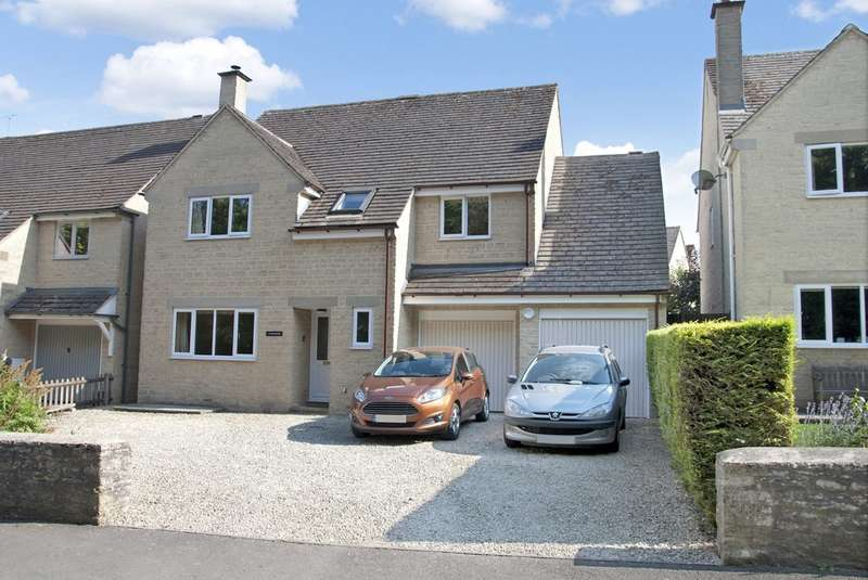 5 Bedrooms Detached House for sale in Quenington