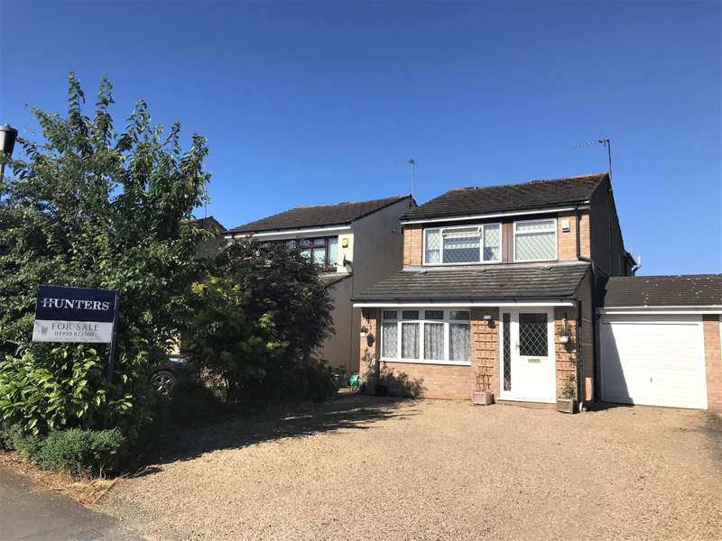 4 Bedrooms Detached House for sale in Tunfield Road, Hoddesdon
