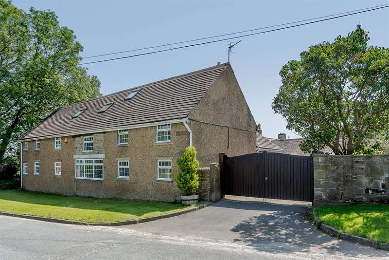 5 Bedrooms Detached House for sale in Howbrook Lane, Sheffield, S35 7EH