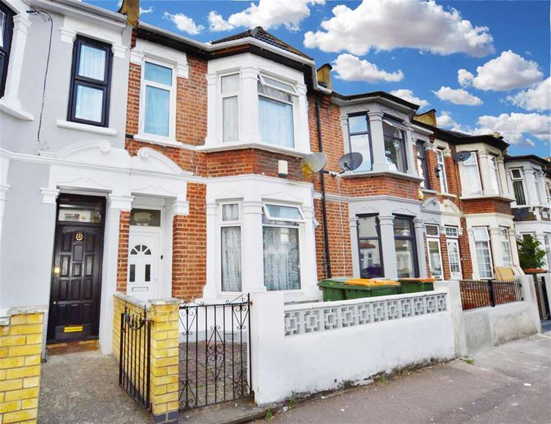 5 Bedrooms Terraced House for sale in Macaulay Road, East Ham, London, E6 3BL