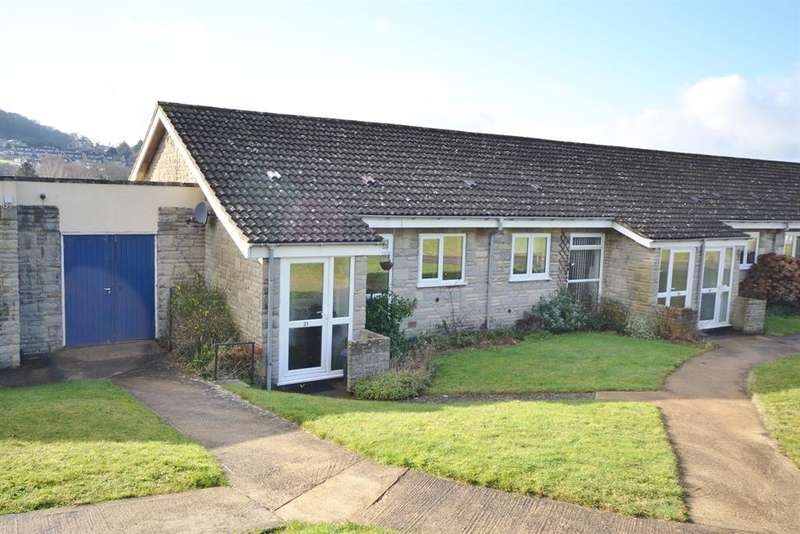 1 Bedroom Terraced Bungalow for sale in Elm Lodge, Cam, Dursley, GL11 5PL