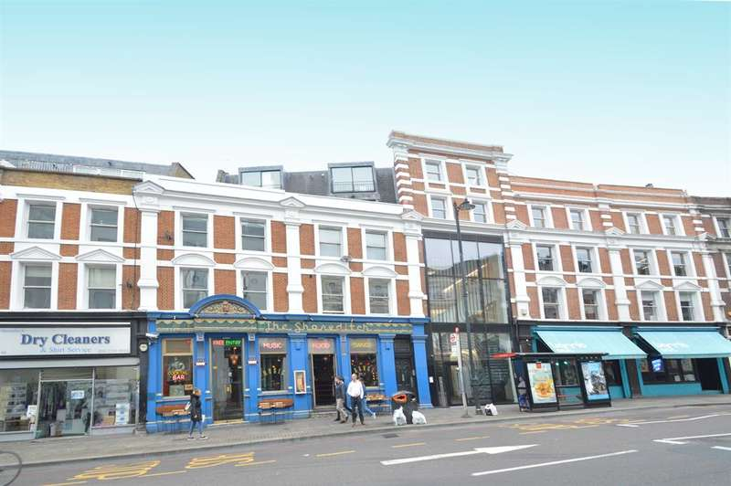 1 Bedroom Commercial Property for rent in Shoreditch High Street, Shoreditch, E1