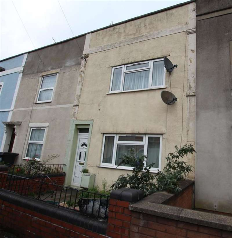 3 Bedrooms Terraced House for sale in Perry Street, Bristol, BS5 0SY