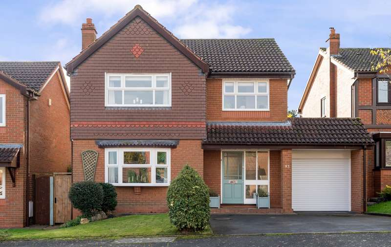 4 Bedrooms Property for sale in Waresley Park, Hartlebury