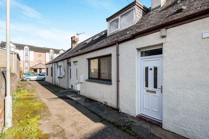 2 Bedrooms House for sale in Esk Lane, Invergordon, Highland, IV18