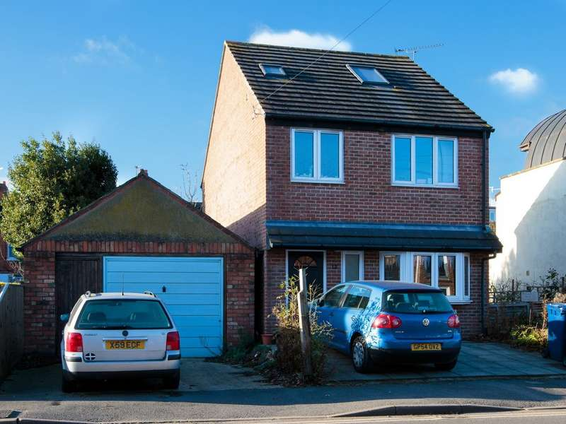 4 Bedrooms Detached House for rent in Central Oxford OX2