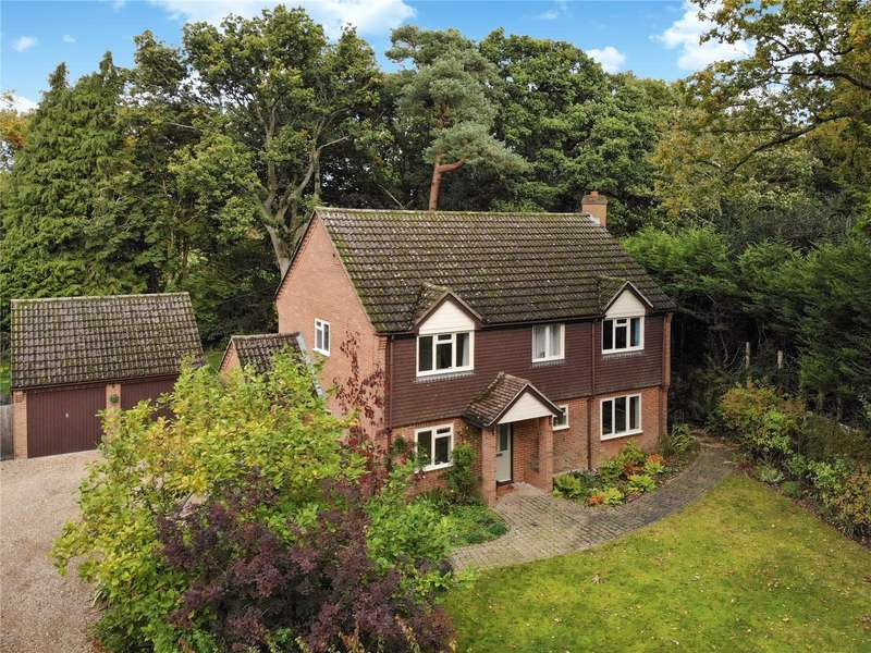 4 Bedrooms Property for sale in Brimpton Lane, Brimpton Common, Reading, Berkshire