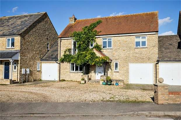 5 Bedrooms Link Detached House for sale in Banbury Road, Finmere, Buckingham, Oxfordshire