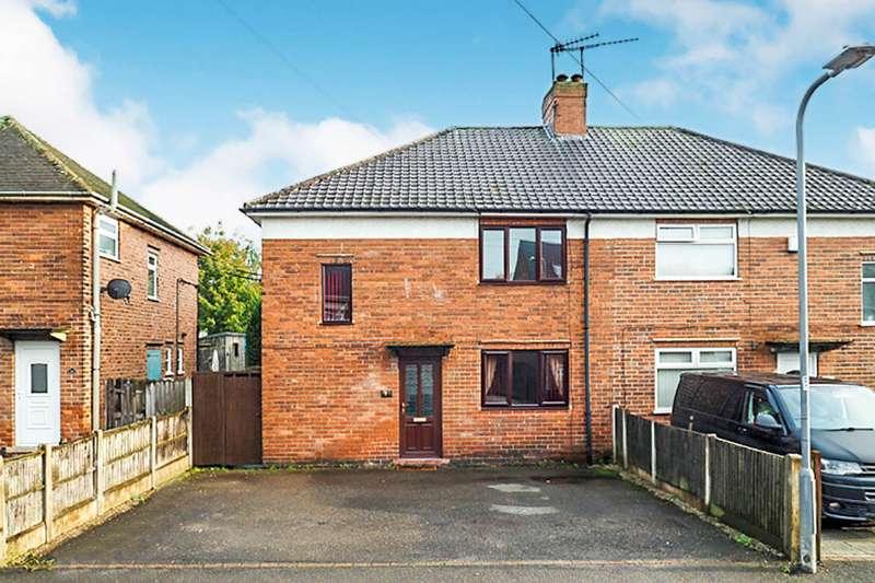 4 Bedrooms Semi Detached House for sale in Engine Lane, Newthorpe, Nottingham, Nottinghamshire, NG16