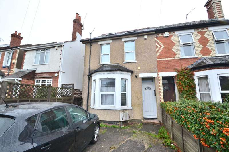 5 Bedrooms End Of Terrace House for rent in Northumberland Avenue, Reading