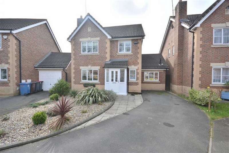 4 Bedrooms Detached House for sale in Degas Close, Salford, M7