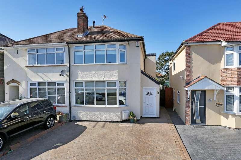 3 Bedrooms Semi Detached House for sale in Birch Grove, Welling, Kent, DA16 2JW