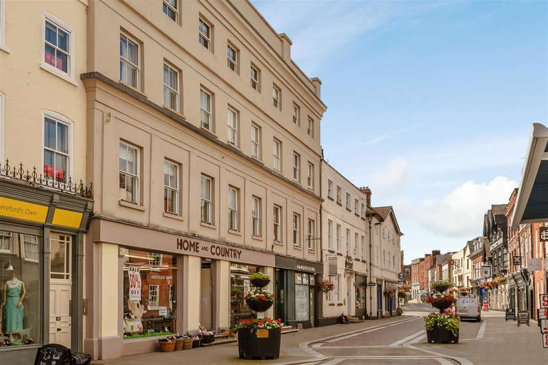 1 Bedroom Apartment Flat for sale in Greenlands House, Widemarsh Street, Hereford, HR4 9EP