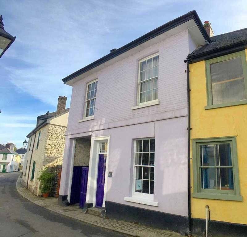 4 Bedrooms Terraced House for sale in Fore Street, Buckfastleigh
