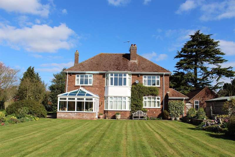 4 Bedrooms Detached House for sale in Hundleby, Spilsby, PE23 5LZ