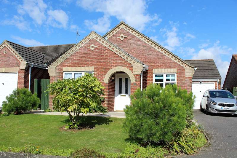 3 Bedrooms Detached Bungalow for sale in Ashby Meadows, Spilsby, PE23 5DN